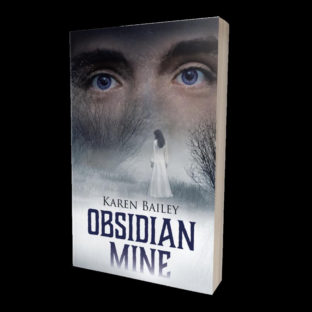 Obsidian Mine by Karen Bailey